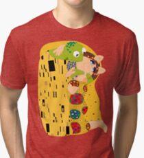 Klimt muppets Tri-blend T-Shirt