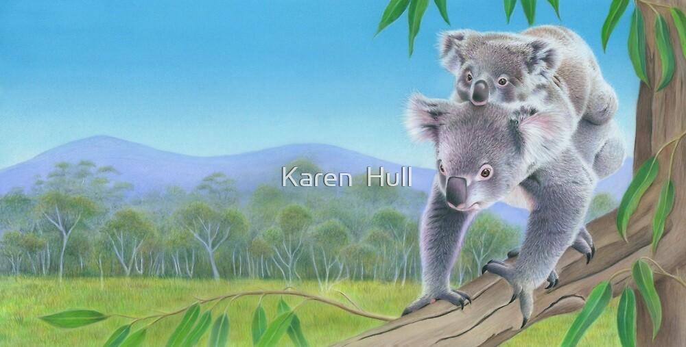 I Love You, Mum by Karen  Hull