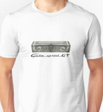 Alfa Romeo Giulia Sprint GT T-Shirt