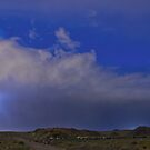 Monsoon Season in the American Southwest by Mitchell Tillison