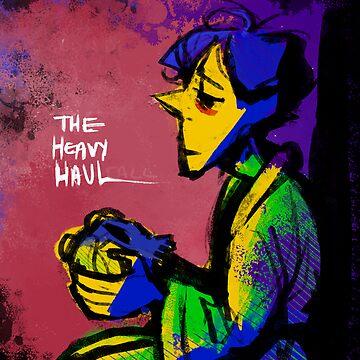 The Heavy Haul by Lascaux