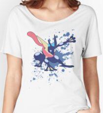 Greninja - Super Smash Bros Women's Relaxed Fit T-Shirt
