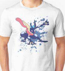 Greninja - Super Smash Bros Unisex T-Shirt