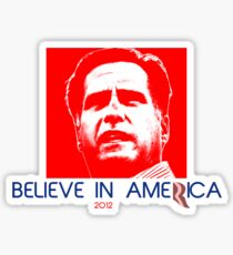 Politics: Mitt Romney Sticker