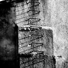 Ladder into infinity by Sebastian Ratti