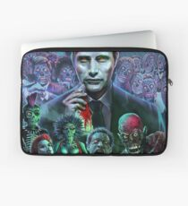 Hannibal Holocaust - They Live - Living Dead Laptop Sleeve