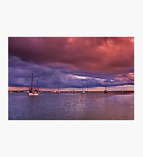 """""""Stormy Morn"""" Photographic Print"""
