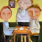 Mother-In-Law's Lunch by Monica Blatton