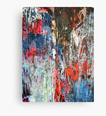 Uncontained V Metal Print