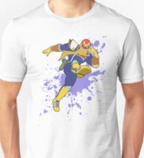 Captain Falcon - Super Smash Bros T-Shirt