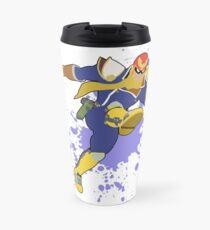 Captain Falcon - Super Smash Bros Travel Mug