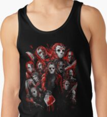 Jason Voorhees (Many faces of) Tank Top