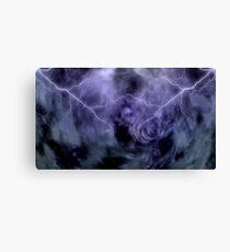 At Ceti Tau - Quadtrant X Trickster Loki Nebula Canvas Print