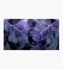 At Ceti Tau - Quadtrant X Trickster Loki Nebula Photographic Print