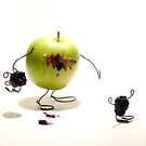 Blackberry Massacre by Ian Thomas