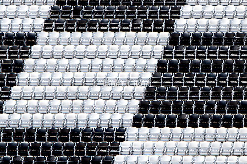 Empty Seats by Janet Fikar