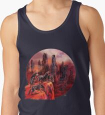 Wolves of Future Passed Tank Top