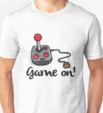 Game on! - Old school 80's computer Joystick Unisex T-Shirt