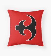 akoko  nan  africa ghana symbol Throw Pillow