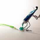 Pre-pasted Toothbrush by Ian Thomas