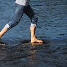 Stepping Stones by ClaireWroe