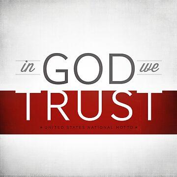 In God We Trust I by dallasd