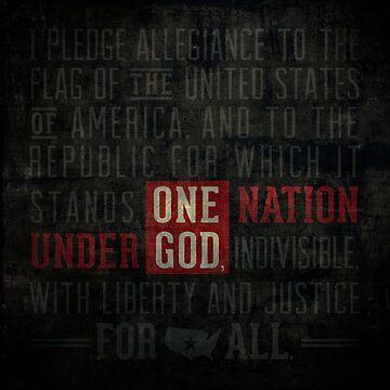 The Pledge of Allegiance by dallasd