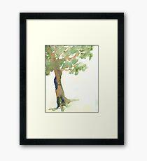 Gabriel Oak Framed Print