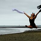 Ballet on the beach. by thermosoflask