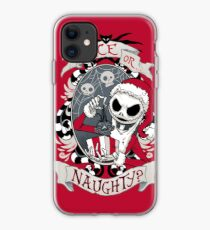 Scary Santa iPhone Case