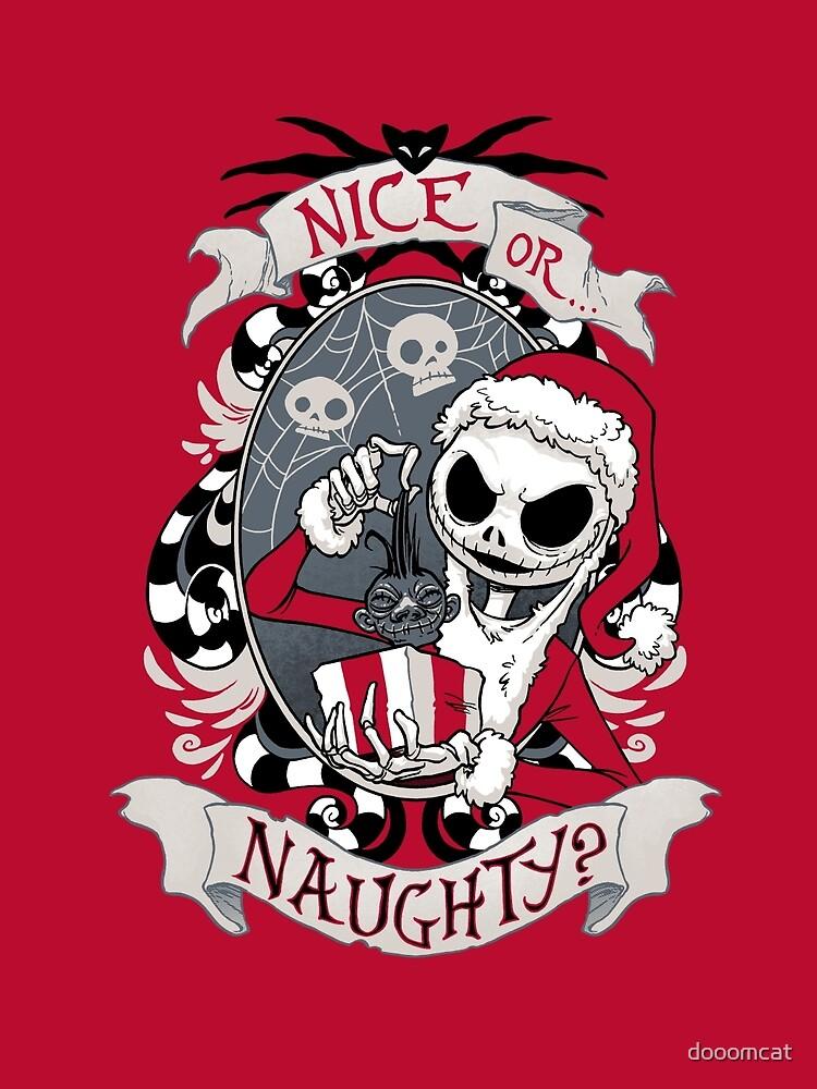 Scary Santa by dooomcat