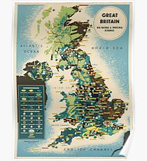 Vintage poster - Great Britain Poster