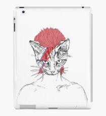 Ziggy Starcat iPad Case/Skin