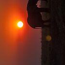Chobe Sunset by JagiShahani