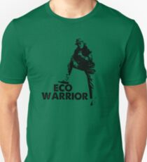 The Fast Show - Dave Angel, Eco Warrior T-Shirt