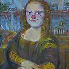 Lisa Mona by Ella Meky