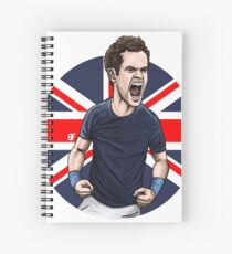 Team GB Spiral Notebook