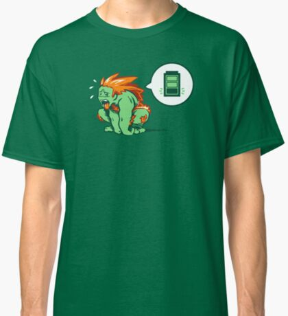 Charge Attack. Classic T-Shirt