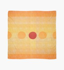 Dots :: Orange, Red and Yellow Scarf