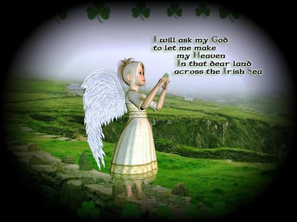 Little Irish Angel by Kristie Lawrence