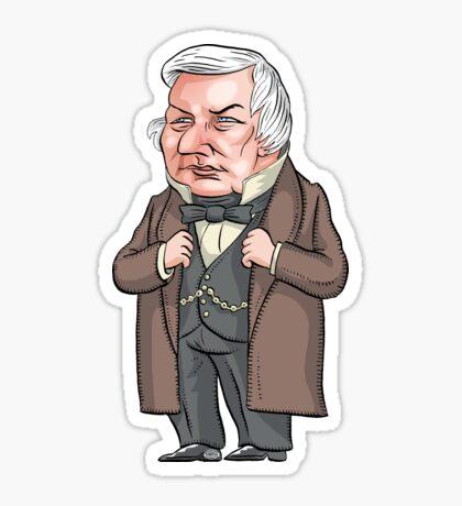 President Millard Fillmore Sticker