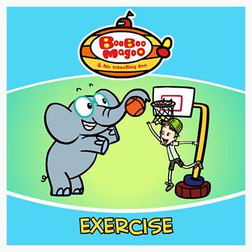 Exercise by brendanwatson