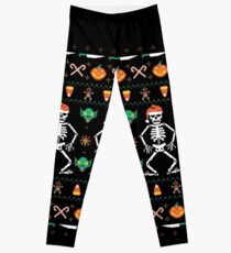 Trick or Christmas Leggings