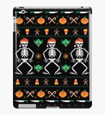 Trick or Christmas iPad Case/Skin