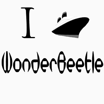 I Ship WonderBeetle! by zatanna103