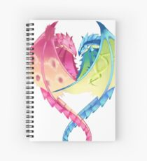 Monster Hunter Valentine  Spiral Notebook
