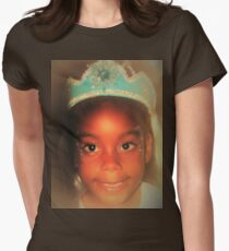 Future queen Womens Fitted T-Shirt