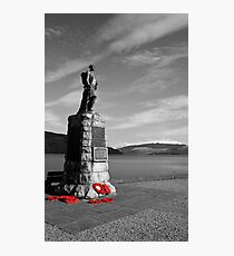 Least we forget Photographic Print
