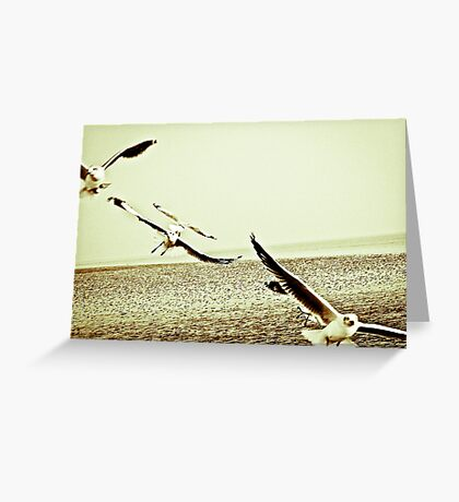 The Wings.  Made A Sale - 993887; Got Permanent Featured Page, Featured Work Greeting Card