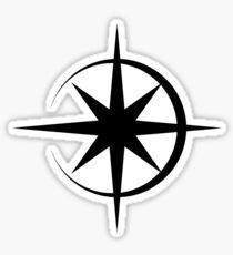 Mark of the Star Brand Sticker